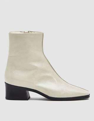 Suzanne Rae Welt Sole Ankle Boot in Sandshell