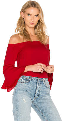 Amanda Uprichard Arabelle Top
