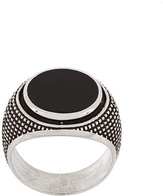 Andrea D'Amico round shape stone ring