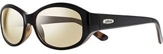 Revo Re 1064 Allana Wraparound Polarized Wrap Sunglasses