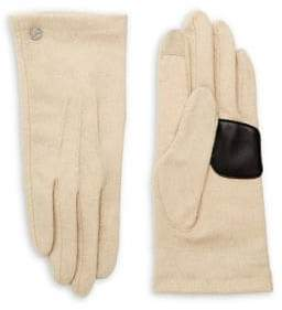 Echo Wool & Cashmere Gloves