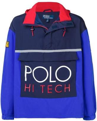 Polo Ralph Lauren logo printed sweater