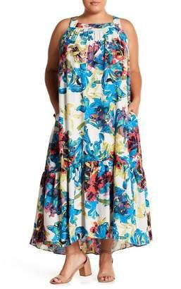 Rachel Roy High\u002FLow Dress (Plus Size)