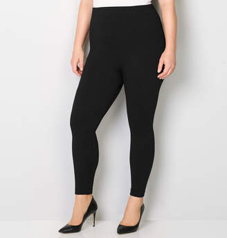 Avenue Fleece Lined Cable Legging