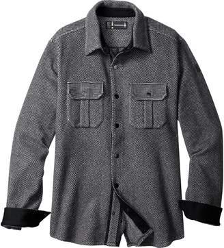 Smartwool Anchor Line Herringbone Shirt Jacket - Men's