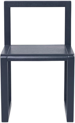 Lulu & Georgia Jojo Kids Chair, Dark Blue