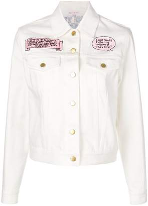 Olympia Le-Tan The One That Got Away jacket