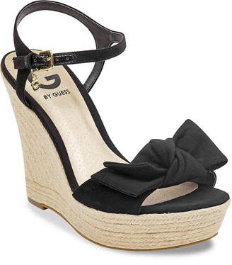 G by Guess Dalina 2 Wedge Sandal Womens