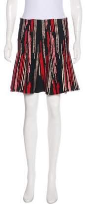 Issa Maisie Intarsia Skirt w/ Tags