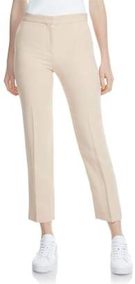 Maje Pasile Straight-Leg Pants