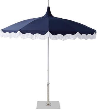 Serena & Lily Fringed Umbrella