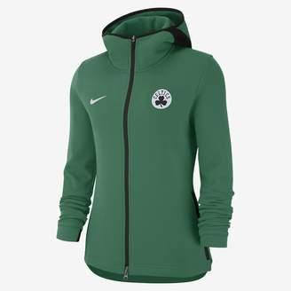 Nike Boston Celtics Dri-FIT Showtime Women's NBA Hoodie