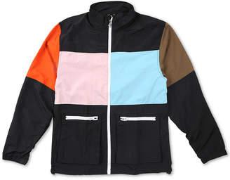 Lrg Men Colorblocked Jacket