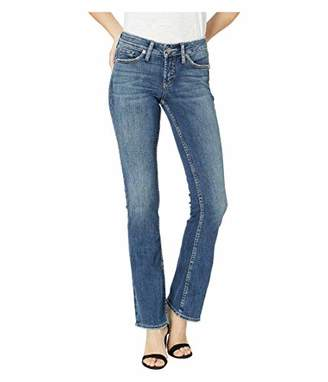 c6d607cc353 Women s Suki Curvy Fit Mid Rise Slim Bootcut with Flap Pocket