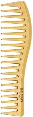 Couture Balmain Paris Hair Golden Styling Comb