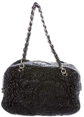 Chanel Astrakan Bowler Bag