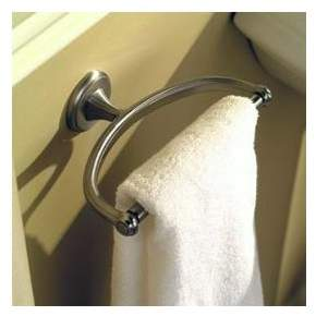 Circe Ginger Towel Ring - 2705/SN