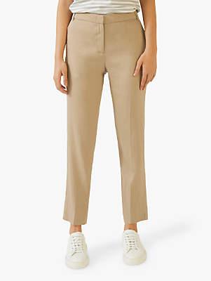 Jigsaw Portofino Linen Blend Trousers