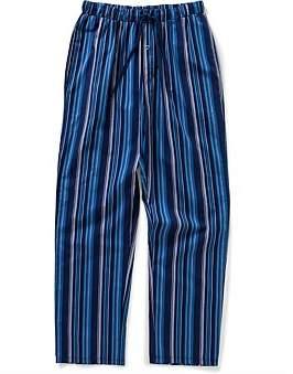 David Jones Woven Stripe Sleep Pant
