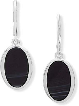 Nine West Women's Silver-Tone and Drop Earrings