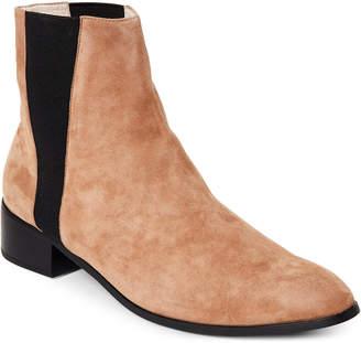 Raye Tan Celeste Suede Chelsea Boots