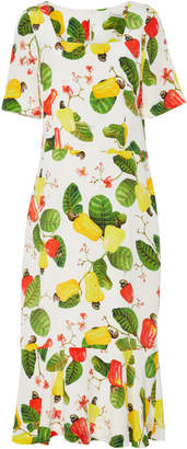 Olga Isolda Cashew Dress