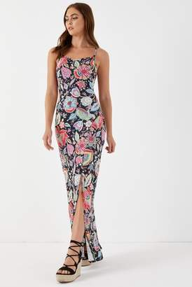 Next Womens Boohoo Paisley Print Cami Maxi Dress