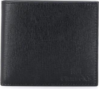 Church's embossed logo wallet