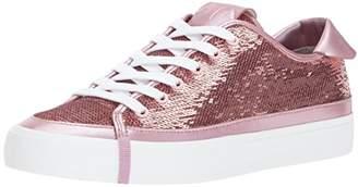 Armani Exchange A|X Women's Sequined Low Top Sneaker