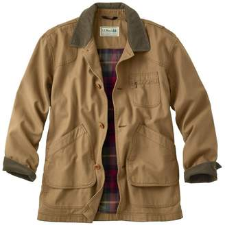 L.L. Bean L.L.Bean Original Field Coat, Cotton-Lined