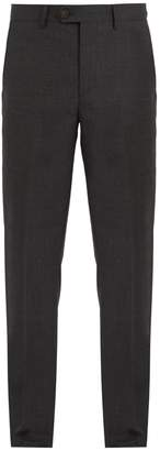 Brunello Cucinelli Slim-leg wool trousers