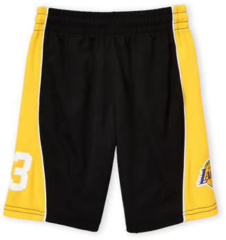 Unk (Boys 8-20) Lebron James Los Angeles Lakers Shorts