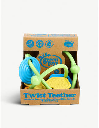 Green Toys Bigjigs My First recycled plastic Twist Teether