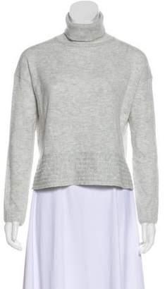 Inhabit Wool-Blend Turtleneck Sweater