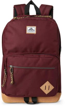 Steve Madden Oxblood Classic Backpack