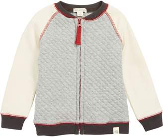 Burt's Bees Baby Quilted Jacket