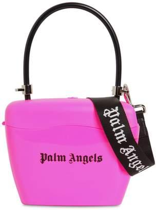 Palm Angels Logo Printed Shoulder Bag