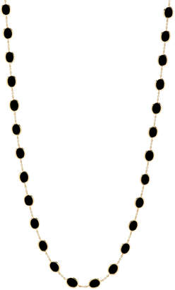 Ippolita Polished Rock Candy 18k Necklace in Onyx
