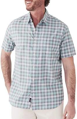 Faherty Ventura Short-Sleeve Shirt - Men's