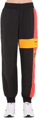 Reebok Classics Gigi Hadid Color Block Track Pants