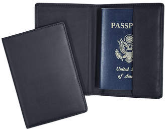 Royce Leather Royce New York Classic Rfid Blocking Passport Case