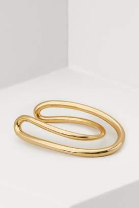 Charlotte Chesnais Initial bracelet