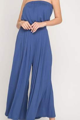 She + Sky Wide Leg Jumpsuit