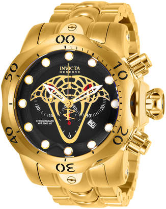 Invicta 25439 14K Gold-Plated Reserve Watch
