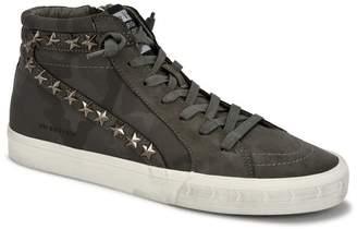 2f683ee9923e Vintage Havana Carbone High Top Studded Sneaker
