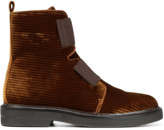 Donald J Pliner NORAA, Velvet Boot
