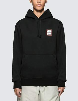 Have A Good Time Mini Frame Pullover Hoodie