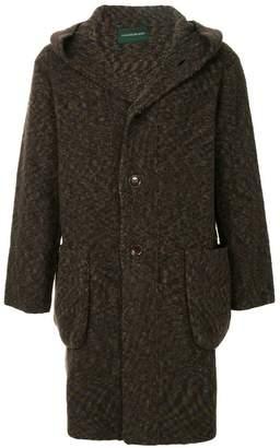 TOMORROWLAND hooded coat