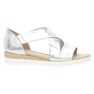 Gabor 22.711 Women,Wedge Sandals,Summer Shoes,Comfortable,Flat