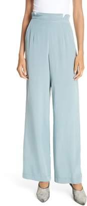 Rachel Comey Nocturne Silk Trousers